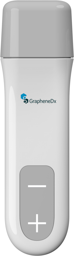 GrapheneDx urine collection device