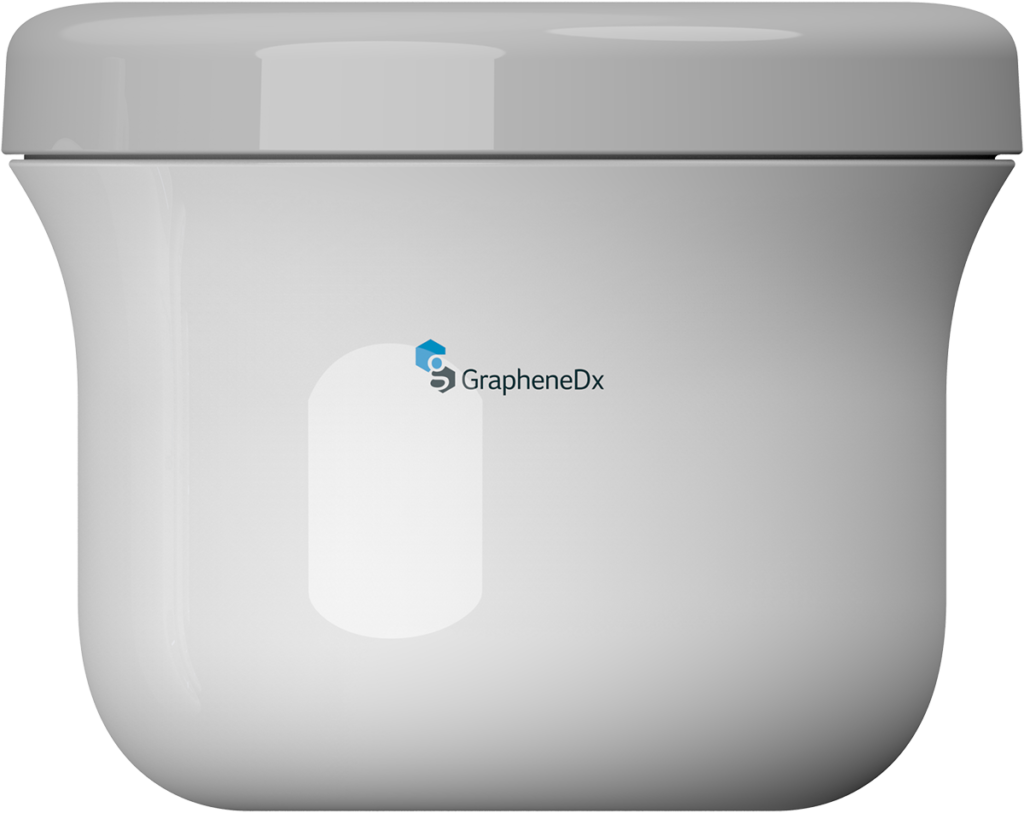 GrapheneDx stool collection device